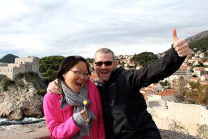 Jets Like Taxis in Dubrovnik, Croatia