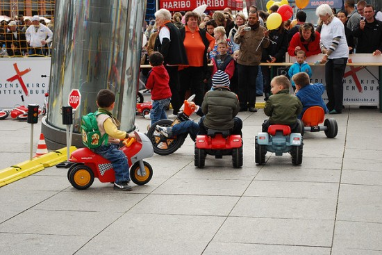 Kids in Berlin by CChantal on Flickr