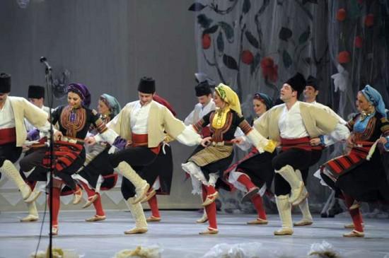 Serbian National Folk Dance Ensemble 'Kolo'
