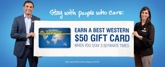 Best Western Jumpstart to Summer Promotion