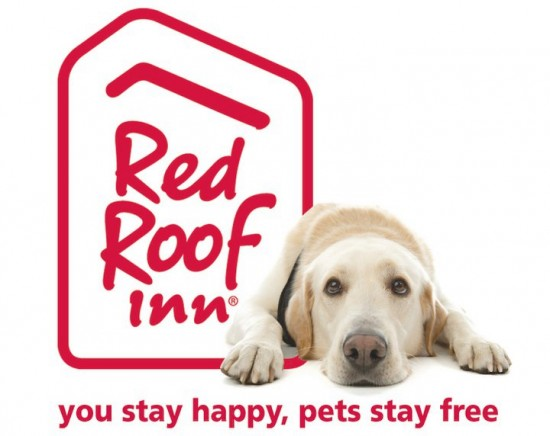 Red Roof Luvs Pets by Jets Like Taxis