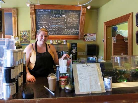 Honey Hill Coffee Company in Wauconda, Illinois by Jets Like Taxis