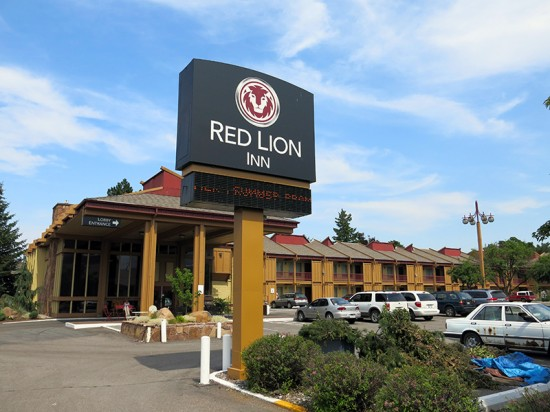 Red Lion Hotel in Missoula, Montana by Jets Like Taxis