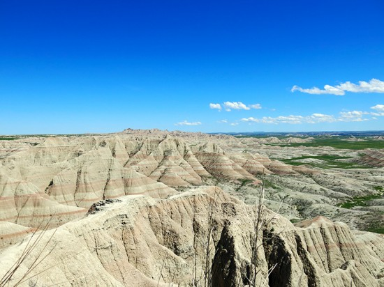 Badlands National Park by Jets Like Taxis