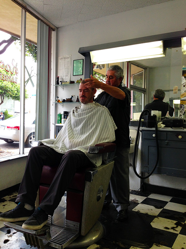 Barber Shop Johnson City Tn : Rockys Barber Shop in Eureka, California by Jets Like Taxis Jets ...