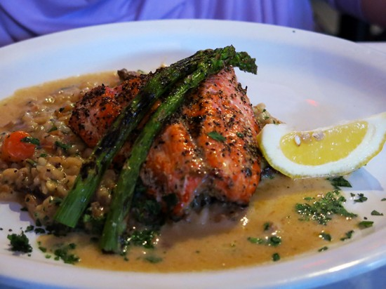 Brick & Fire Bistro in Eureka, California by Jets Like Taxis