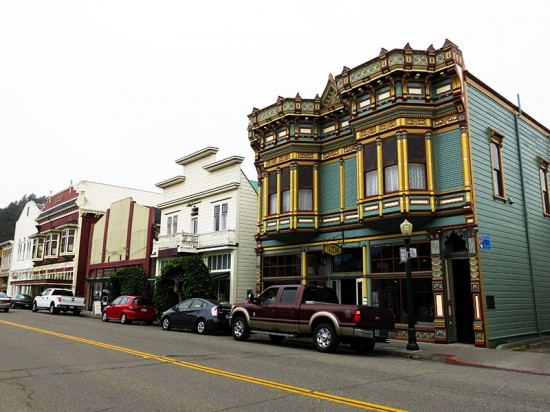 Ferndale, California by Jets Like Taxis