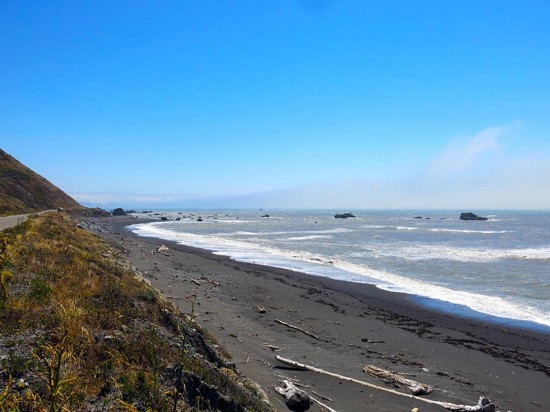Lost Coast, California by Jets Like Taxis