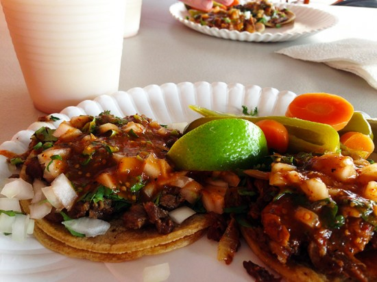 Tacos Sinaloa in Oakland by Jets Like Taxis