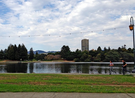 Lake Merritt in Oakland, CA by Jets Like Taxis