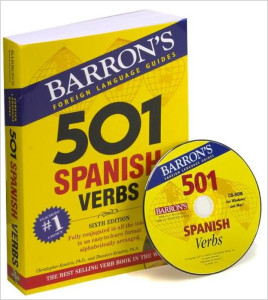 501 Spanish Verbs by Barrons