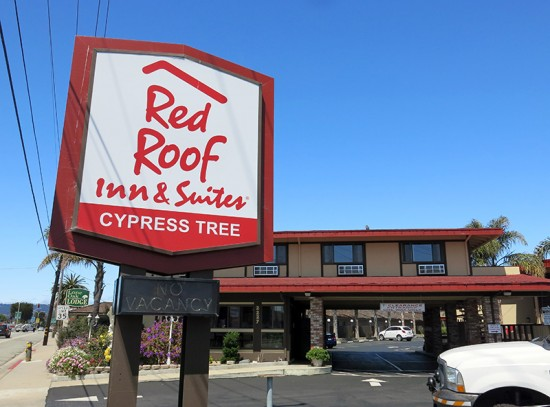 Red Roof Inn in Monterey, California by Jets Like Taxis