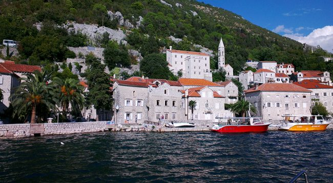 Perast, Montenegro by Jets Like Taxis
