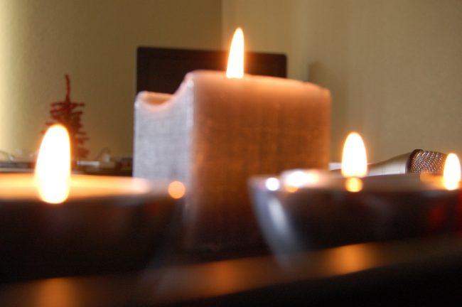 Candles by Manicosity on Flickr