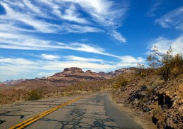 Route 66 in Arizona by Jets Like Taxis