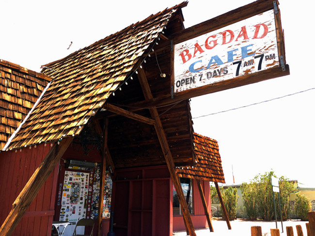Bagdad Café on Route 66 by Jets Like Taxis