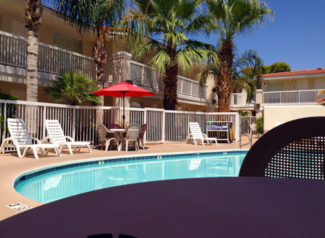 Red Lion Inn & Suites in Tempe, AZ by Jets Like Taxis