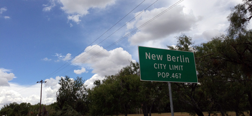 New Berlin, Texas by Jets Like Taxis