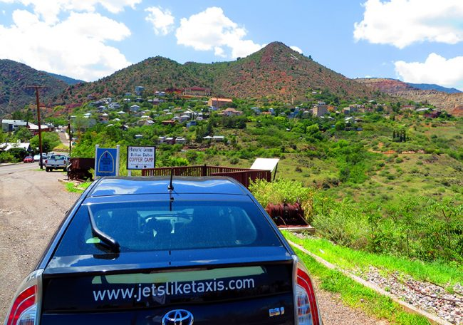 Jerome, Arizona by Jets Like Taxis