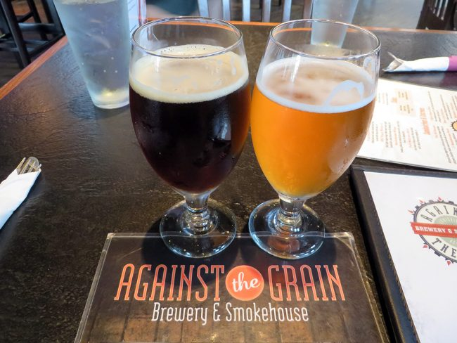 Against the Grain Brewery by Jets Like Taxis