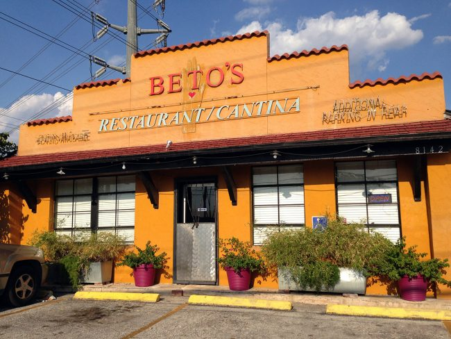 Beto's in San Antonio, Texas by Jets Like Taxis