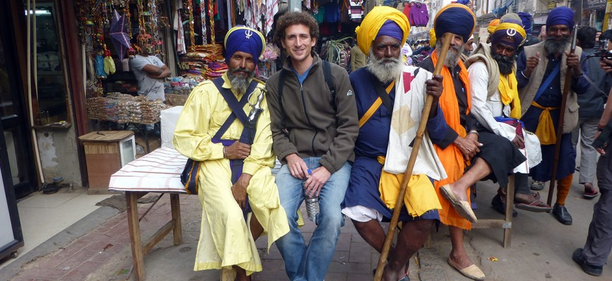 Dehli, India by Wandering Earl