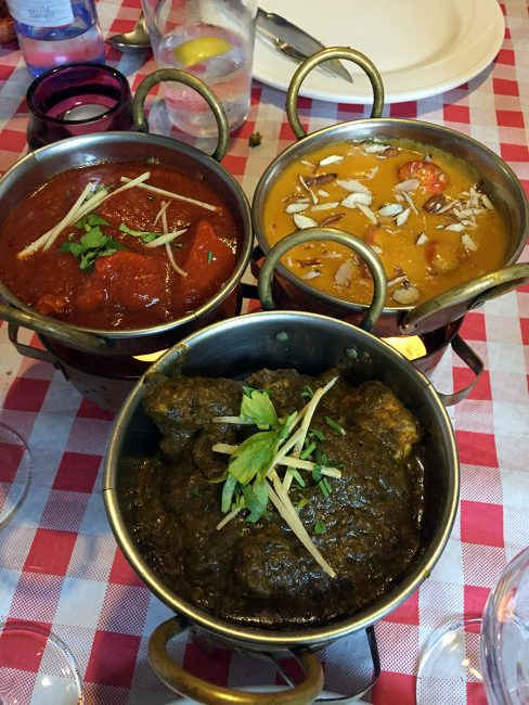 Annapurna Indian Restaurant in Oviedo, Spain by Jets Like Taxis