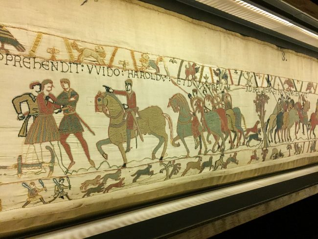 Bayeux Tapestry by Jets Like Taxis