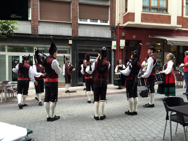 Gaita Asturiana in Oviedo, Spain by Jets Like Taxis