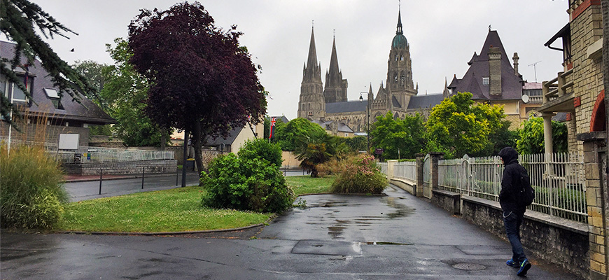 Bayeux, France by Jets Like Taxis