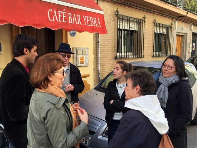 Expat Bloggers in Seville, Spain by Jets Like Taxis