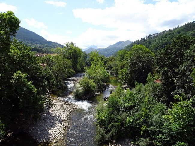 Cangas de Onís, Spain by Jets Like Taxis