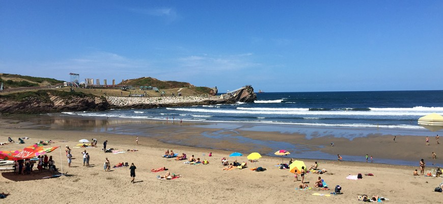 Salinas, Asturias by Jets Like Taxis