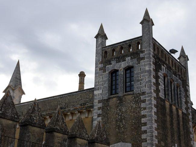 Castillo de Almodóvar in Almodóvar del Río, Spain