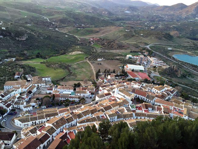 Zahara de la Sierra, Spain by Jets Like Taxis