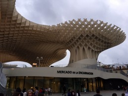 Metropol Parasol in Seville, Spain by Jets Like Taxis