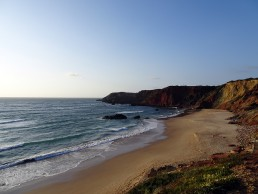 Praia do Amado, Portugal by Jets Like Taxis