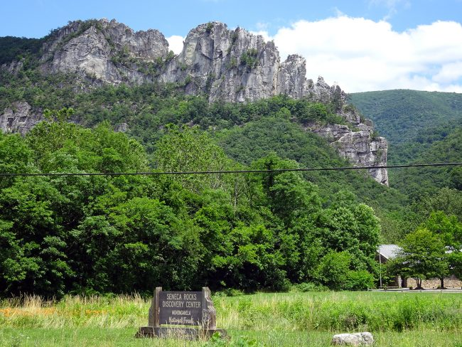 Seneca Rocks, WV by Jets Like Taxis