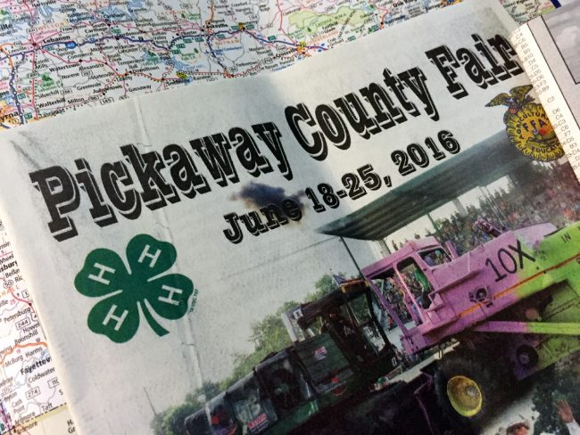Pickaway County Fair by Jets Like Taxis