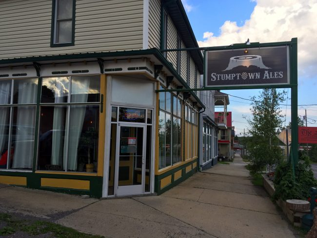 Stumptown Ales in Davis, WV by Jets Like Taxis