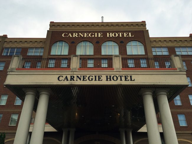 Carnegie Hotel in Johnson City, TN by Jets Like Taxis