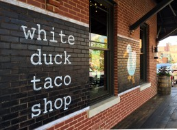 White Duck Taco in Johnson City, TN by Jets Like Taxis