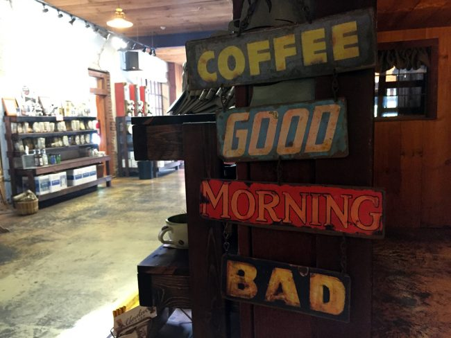 Panacea Coffee in Waynesville, NC by Jets Like Taxis