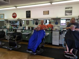 City Barber Shop in Waynesville, NC by Jets Like Taxis
