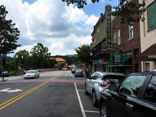 Bryson City, NC by Jets Like Taxis