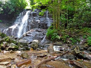 Soco Falls, NC by Jets Like Taxis