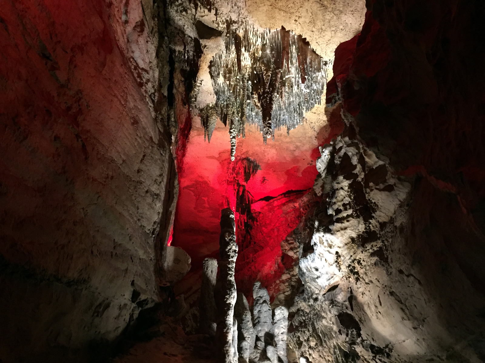 Ruby Falls in Chattanooga by Jets Like Taxis