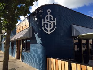 Silver Harbor Brewing Co. in St. Joseph, Michigan by Jets Like Taxis
