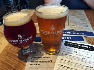 Silver Harbor Brewing Co. in St. Joseph, Michigan, by Jets Like Taxis