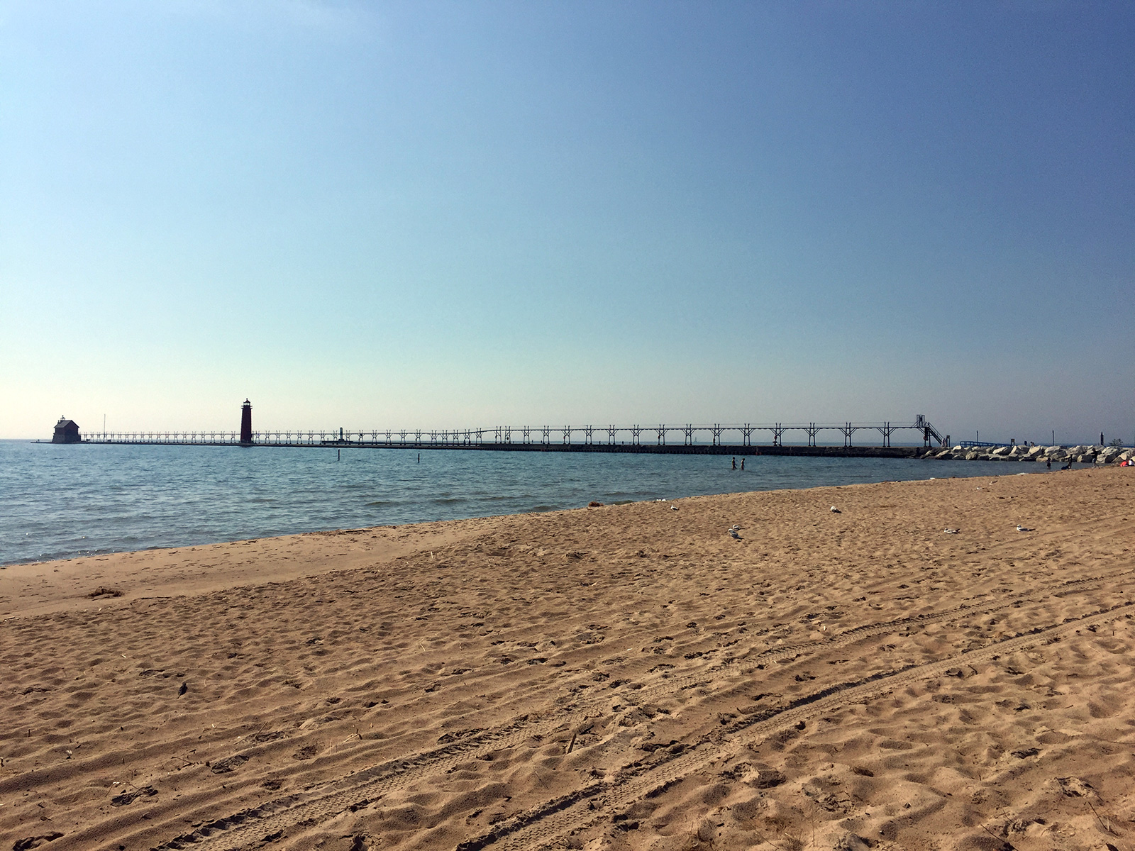 Grand Haven, Michigan by Jets Like Taxis